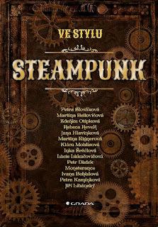 Ve stylu steampunk (Petra Slováčková a kolektiv autorů, nakladatelství Grada), populárně-naučná