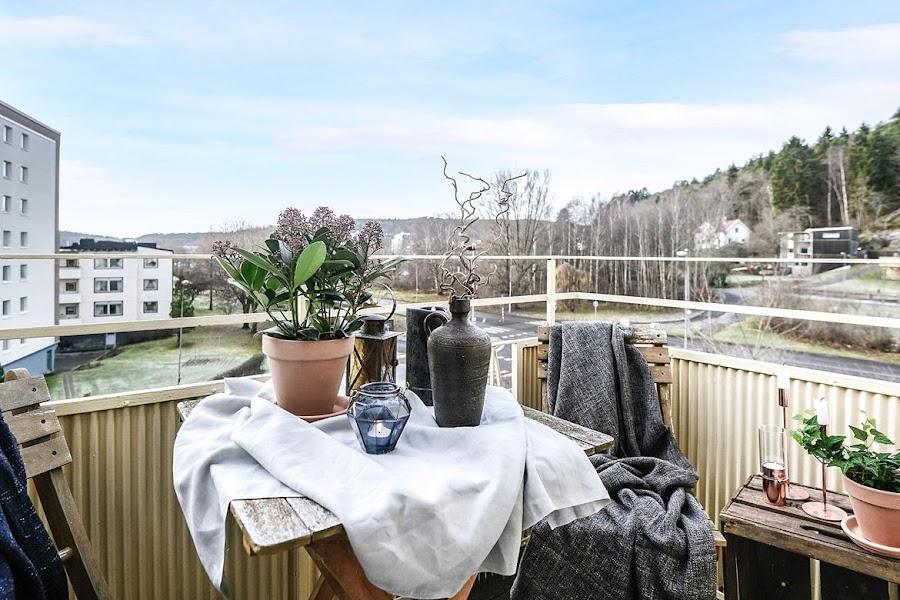terraza estilo nordico decoracion nordica muebles palet