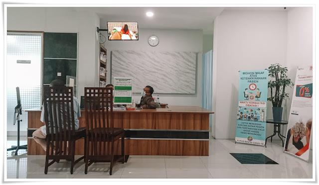pendaftaran klinik soediro