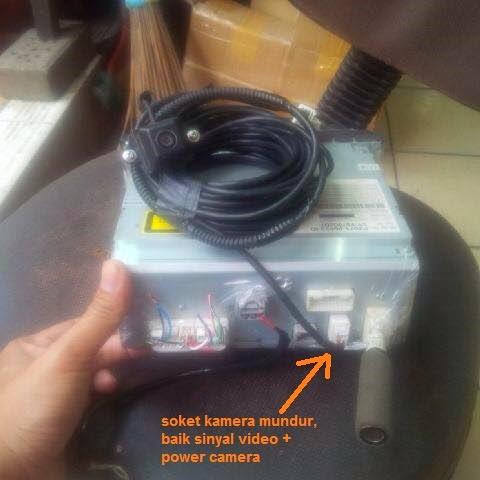Share wiring kabel kamera mundur head unit ex fortuner pasang di gambar 3 soket no 6 full ke kamera mundur asfbconference2016 Image collections