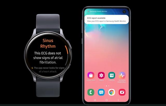 الموافقة ميزة لساعة Galaxy Watch %D8%A7%D9%84%D8%AA%D