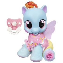 MLP So Soft Newborn Rainbow Dash Brushable Pony