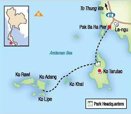 Ko Tarutao Marine National Park