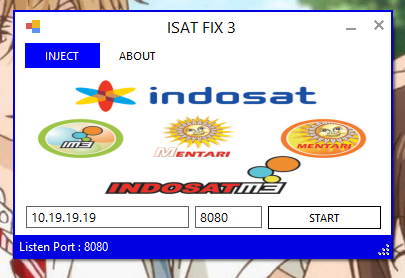Inject ISAT Work 2015