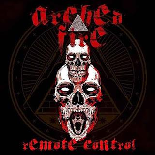 """Ο δίσκος των Arched Fire """"Remote Control"""""""