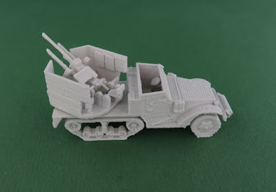 M15 Combination Gun Motor Carriage picture 10