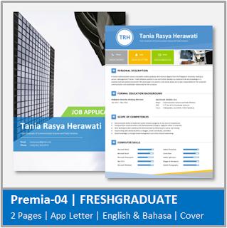 Contoh CV Fresh Graduate Jurusan Ilmu Komunikasi