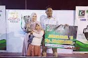 Pernah Menang Futsal Bupati Cup, Rijal Muddin Siap Jadi Ketua AFK