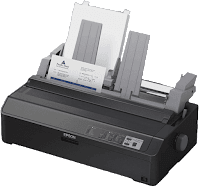 dot matrix printer impact printer