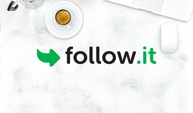 موقع Follow.it ، أفضل بديل لـ Feedburner