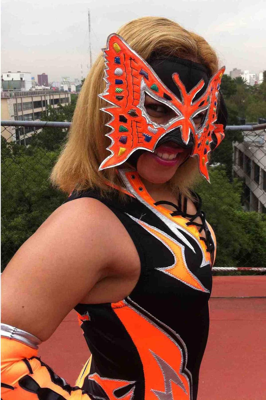 The Luchadoras Princesa Sugehit - Wwe Mae Young Classic-5676