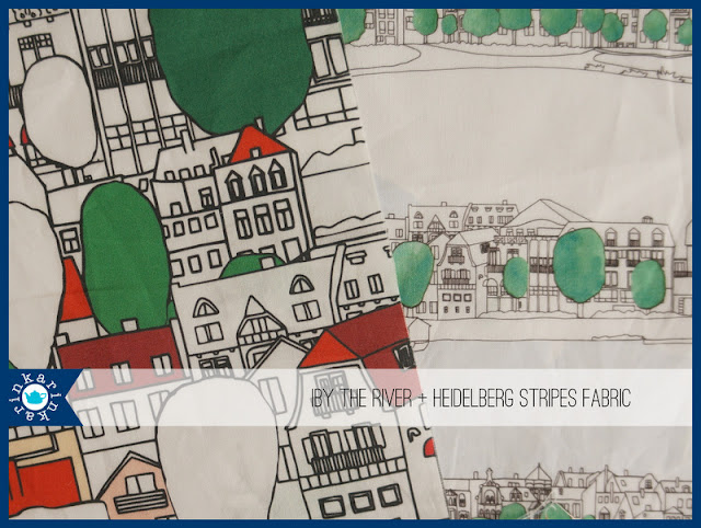 fabric designs featuring Heidelberg