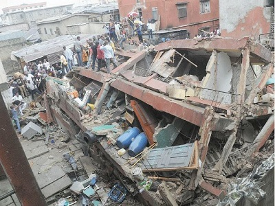 47-Year-Old Woman Killed as Balcony Collapses in Mile 12, Lagos
