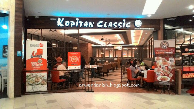 KOPITAN CLASSIC PENANG DELIGHT QUEENSBAYMALL | TEMPAT MAKAN BEST DI PULAU PINANG | FOOD REVIEW