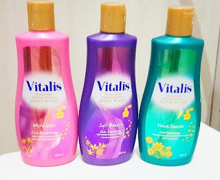 Tingkatkan Imunitas dengan Kebahagiaan Mandi Parfum Vitalis