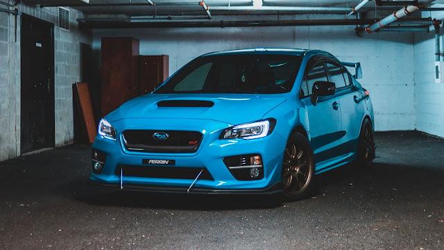 Papel de Parede Subaru WRX