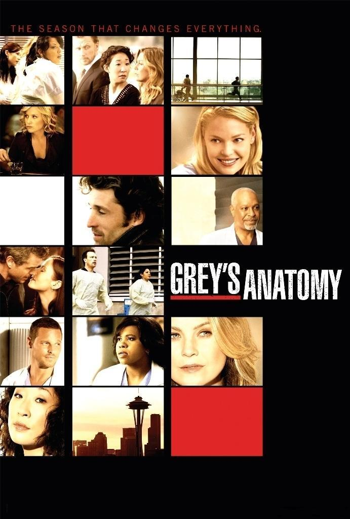 Grey's Anatomy Poster Gallery5 | Tv Series Posters and Cast