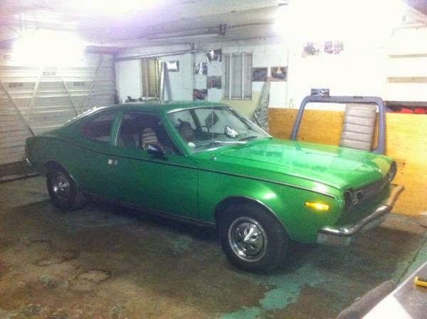 1973 AMC Hornet for Sale - Buy American Muscle Car