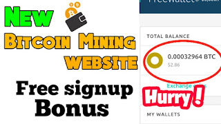 New bitcoin cloud mining site 2020,sing up bonus 150gh