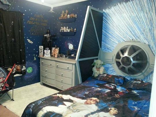 Childrens Room Star Wars