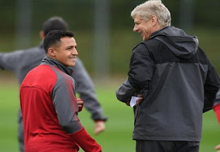 Wenger releases bombshell on Sanchez