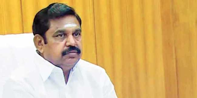 Free Food Will Be Home Delivered For Old People: Tamil Nadu Chief Minister