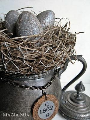 artystyczne jaja