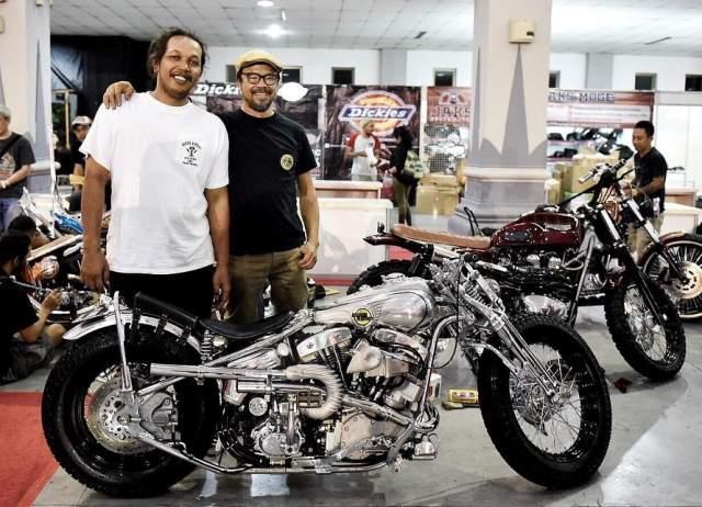 Kedux Garage with Shinya Kimura Yogyakarta 2019