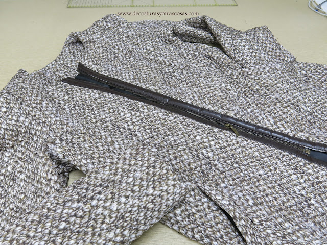 cinta de piel para coser