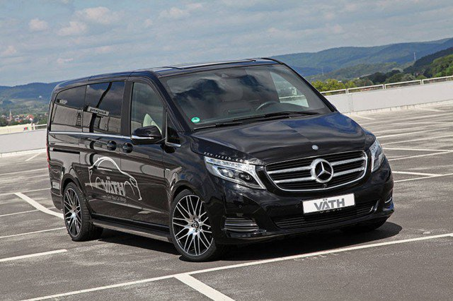 Xe Mercedes Benz Vito Tourer 03
