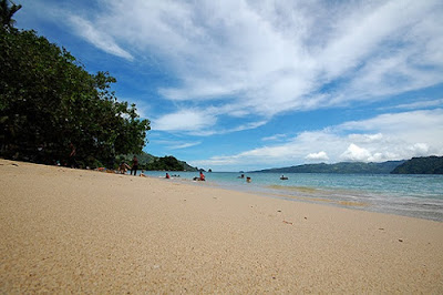 Pesona Pantai Pasir Putih Lampung yang Menakjubkan