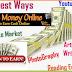 Make money online free tutorial in Hindi Urdu ऑनलाइन रूपए कैसे कमायें फ्री कोर्से