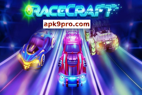 RaceCraft – Build & Race v1.0 Apk + Mod + Data (File size 161 MB) for android