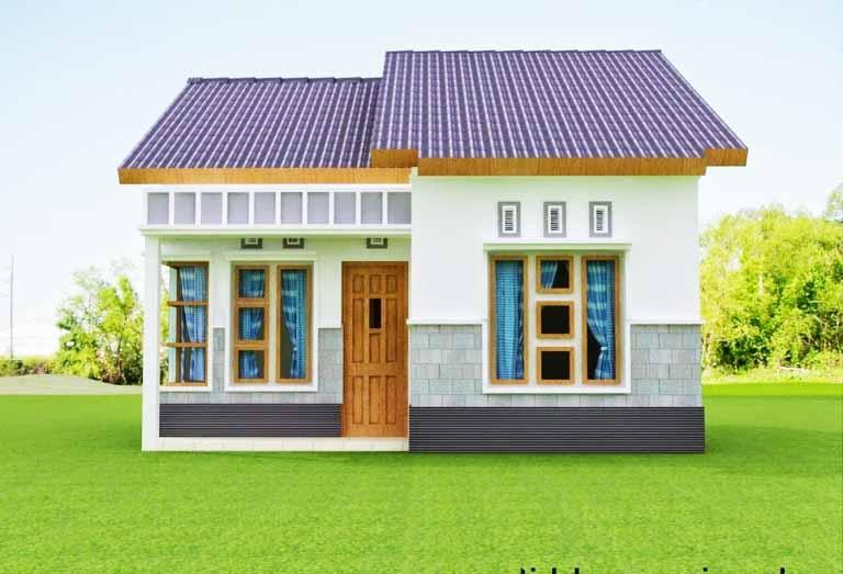 model rumah sederhana tapi indah & Desain Rumah Sederhana Dengan Biaya Murah Tapi Mewah Modern Terbaru 2017