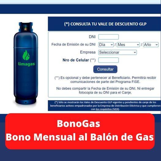 Un Millón De HOGARES Obtendrán Un Descuento En La COMPRA Del Balón De GAS