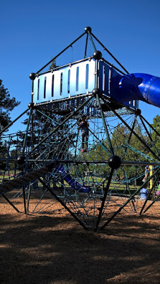 公園にて - 戦わない子育て -