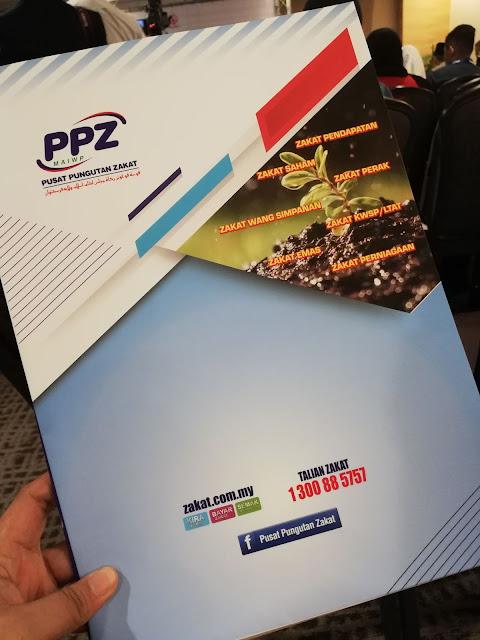 Prestasi Kutipan Zakat PPZ-MAIWP Tahun 2018