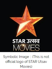 Star Utsav Movies Test feed on Asiasat 7 Satellite
