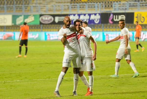 ملخص اهداف مباراة الزمالك والبنك الاهلي (1-1) الدوري المصري