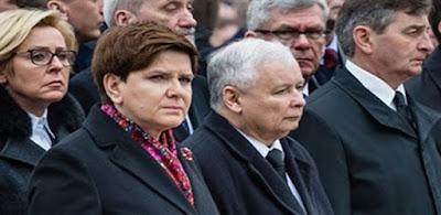 رئيس الوزرء البولندية - ارشيفية