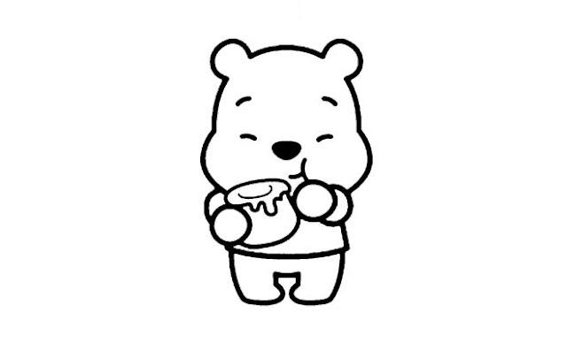 Winnie Pooh Bebe 2