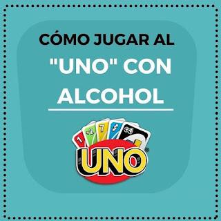 Cómo jugar al UNO con alcohol