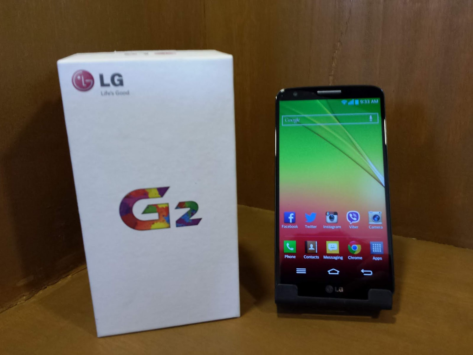 Download Lineage OS 17 for LG G2 based on Android 10