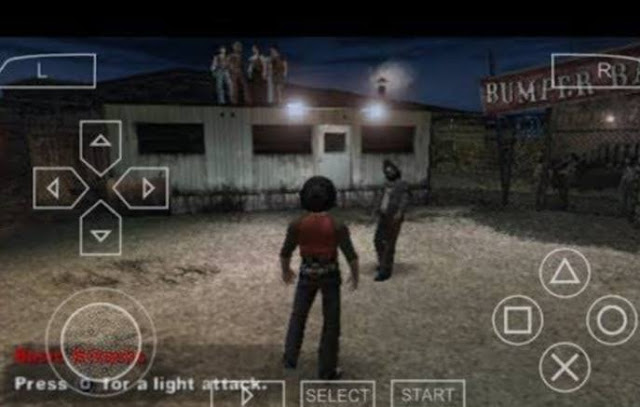 10 Game PPSSPP Action Paling Greget di Android