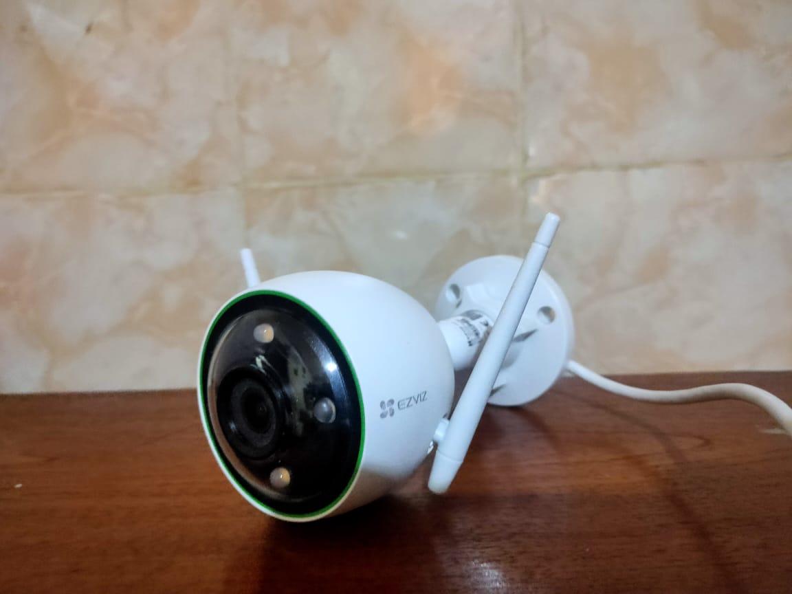 Spesifikasi Kamera EZVIZ C3N : Si Cerdas untuk Luar Ruangan