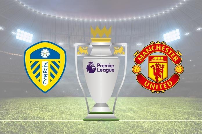 Premier League, Leeds United vs Manchester United