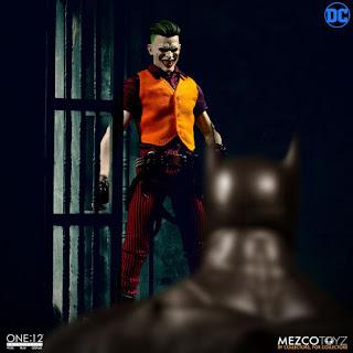 Figuras: Abierto pre-order de The Joker: Clown Prince of Crime One: 12 Collective - Mezco