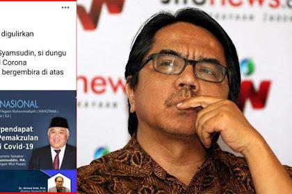 Daarrr, KOKAM Muhammadiyah Somasi Ade Armando atas Fitnah dan Pencemaran Nama Baik