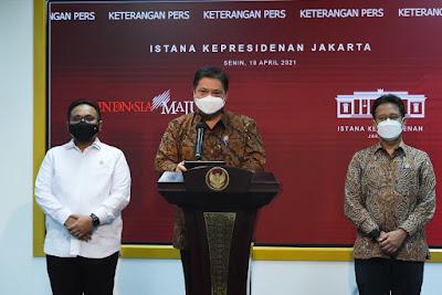 Efektif Tekan Laju Pandemi, Pemerintah Perpanjang dan Perluas PPKM Mikro Hingga 3 Mei, Riau Salah Satunya
