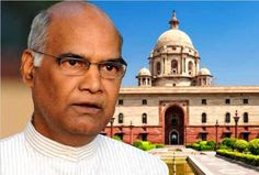 Ramnath Kovind, the President of India